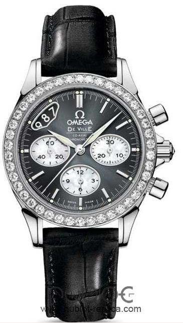 Omega De Ville Ladies Watch 422.18.35.50.06,001