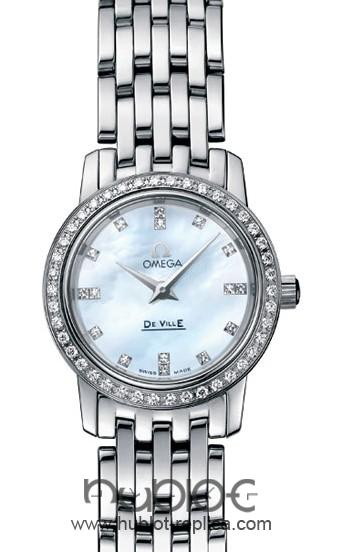 Omega Deville Prestige Ladies Watch 4375.75