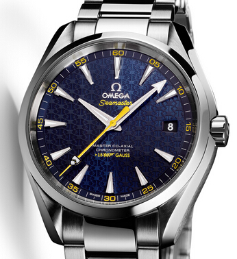 Buy Omega Seamaster James Bond 007 Replica Watches online 3