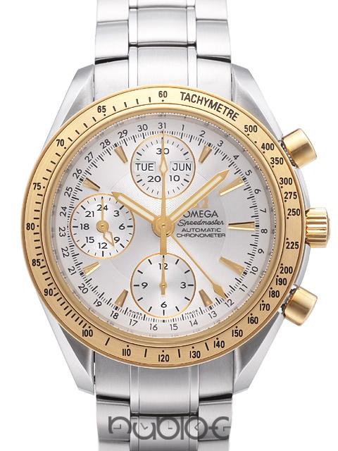 OMEGA SPEEDMASTER COLLECTION Automatic Day-Date 323.21.40.44.02