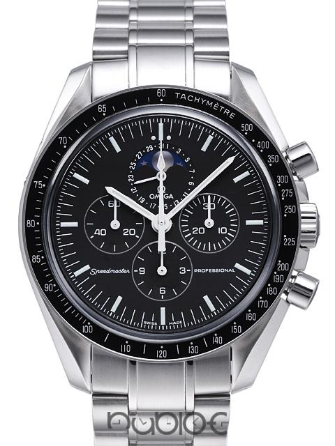 OMEGA SPEEDMASTER COLLECTION MOONPHASE 3576.50