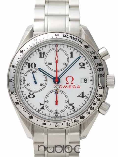 OMEGA SPEEDMASTER COLLECTION DATE Torino 2006 Collection 3516.2