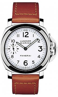 Panerai Watches Luminor Marina Hand-Wound PAM00113