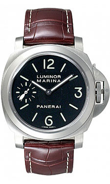 Panerai Watches Luminor Marina Titanio PAM00177