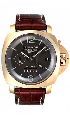Panerai Watches Luminor 1950 8 Days GMT PAM00289
