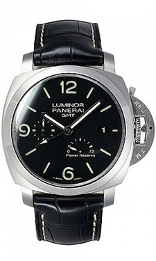 Panerai Watches Luminor 1950 3 Days GMT Power Reserve Automatic