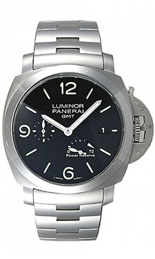 Panerai Watches Luminor 1950 3 Days GMT PAM00347