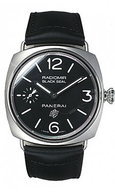 Panerai Watches Radiomir Black Seal Logo PAM00380