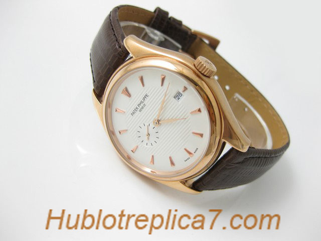 PATEK PHILIPPE Mechanical manually wound movement 5196R