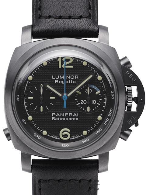 Panerai Luminor 1950 Rattrapante Regatta 2009 Limited Edition PA