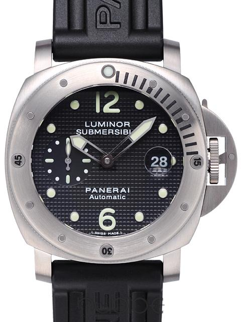 Panerai LUMINOR SUBMERSIBLE PAMPAM00025