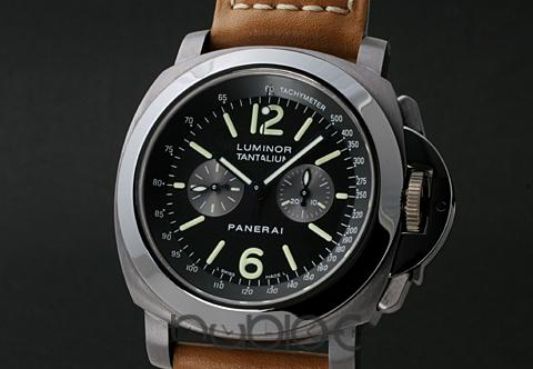 Panerai LUMINOR CHRONO TANTAL PAM00192