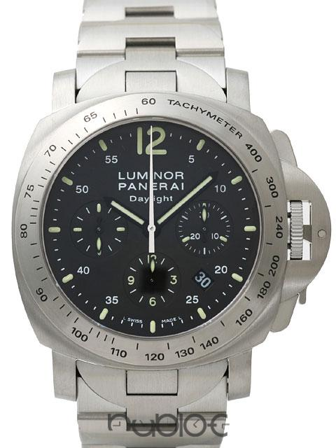 Panerai LUMINOR CHRONO Daylight 44mm PAMPAM00236
