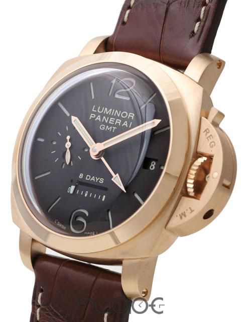 Panerai LUMINOR 1950 8DAYS GMT PAMPAM00289
