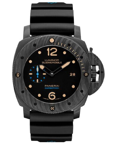 SIHH 2015 ?C Panerai Luminor Submersible 1950 Carbotech