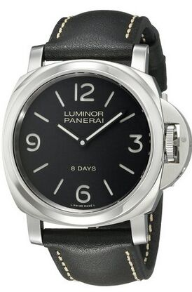 Panerai Luminor Base 8 Days Acciaio - 44mm Watch