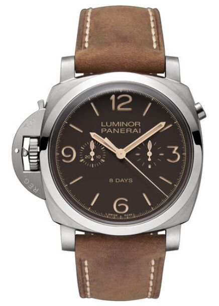 Panerai Luminor 1950 Chrono Monopulsante Left-Handed 8 Days Tita