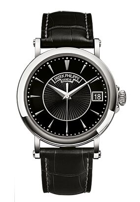 Patek Philippe Calatrava White Gold Men' Watch