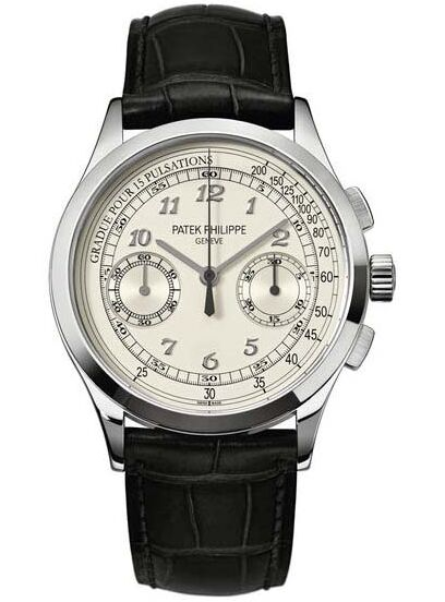 Patek Philippe Classic Chronograph Watch