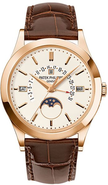 Patek Philippe Grand Complication Perpetual Calendar Mens Watch
