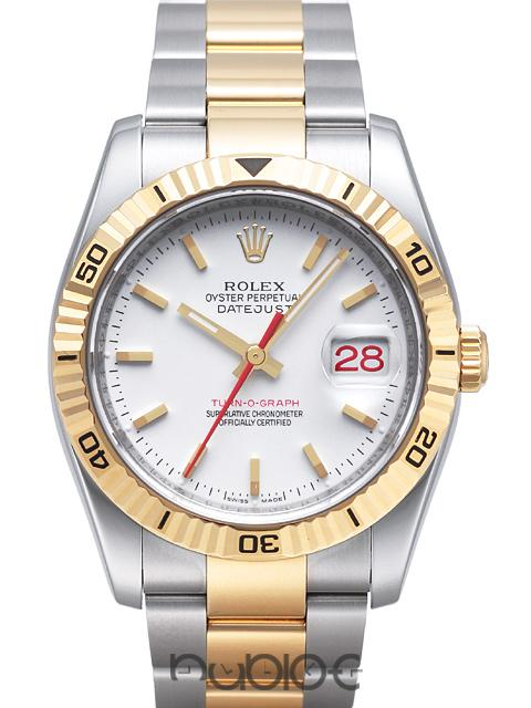 ROLEX DATEJUSTTURN-O-GRAPH 116263D