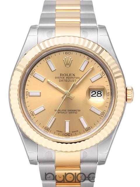 ROLEX DATEJUSTII 116333