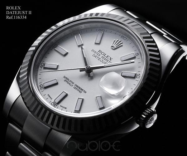 ROLEX DATEJUSTII 116334