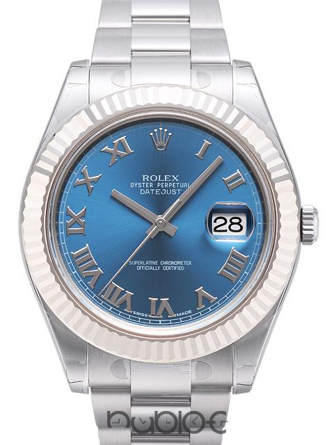ROLEX DATEJUSTII 116334D