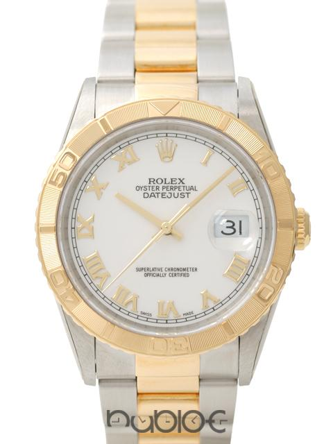 ROLEX DATEJUSTTHUNDERBIRDS 16263A