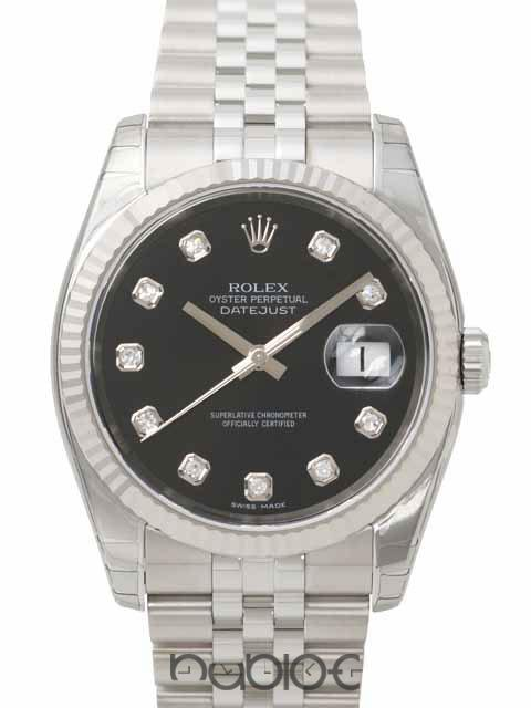 ROLEX DATEJUST 116234GC