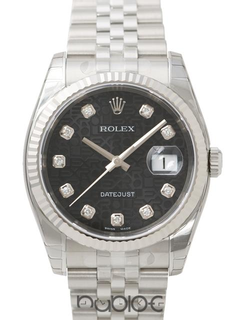 ROLEX DATEJUST 116234GD