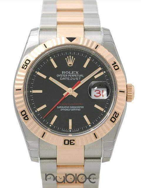 ROLEX DATEJUSTTURN-O-GRAPH 116261