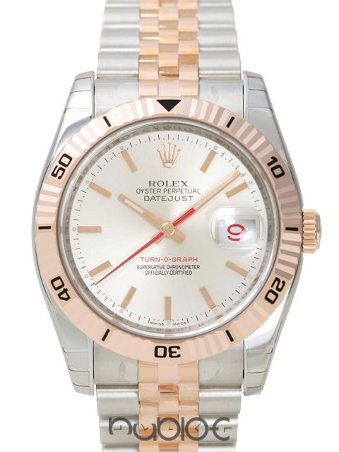 ROLEX DATEJUSTTURN-O-GRAPH 116261C