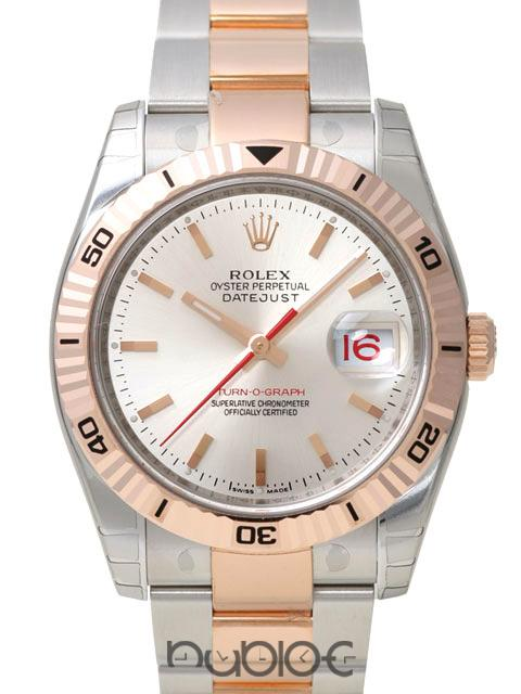 ROLEX DATEJUSTTURN-O-GRAPH 116261D