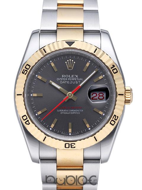 ROLEX DATEJUSTTURN-O-GRAPH 116263