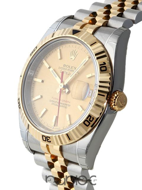 ROLEX DATEJUSTTURN-O-GRAPH 116263C
