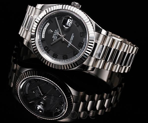 ROLEX DAY-DATEII 218239A