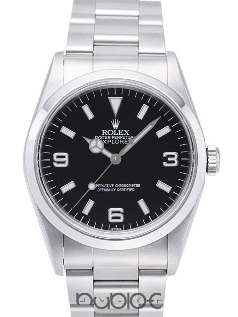 ROLEX EXPLORERBLACK OUT 14270