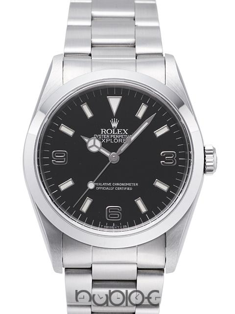 ROLEX EXPLORERBLACK OUT 14270A