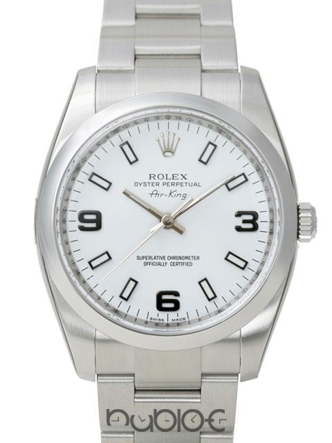 ROLEX OYSTER PERPETUALAIR-KING 114200F