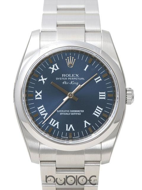 ROLEX OYSTER PERPETUALAIR-KING 114200G