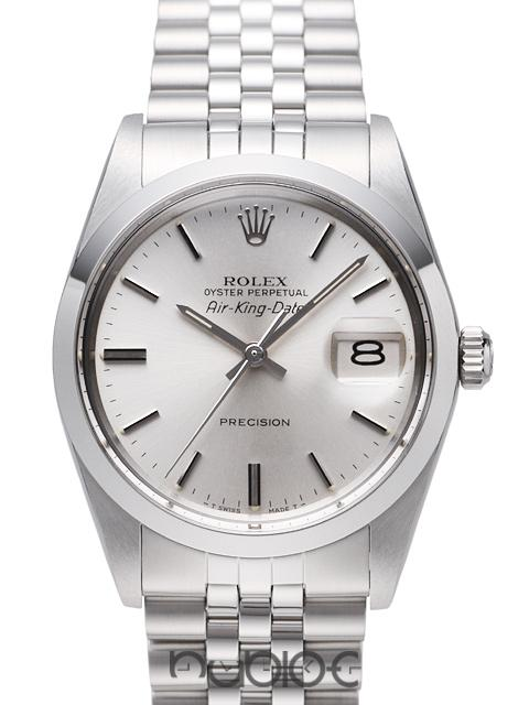 ROLEX OYSTER PERPETUALAir-King Date 5700