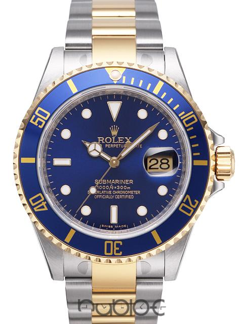 ROLEX SUBMARINERDATE 16613A