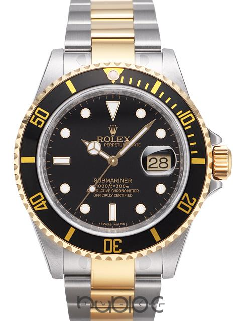 ROLEX SUBMARINERDATE 16613B
