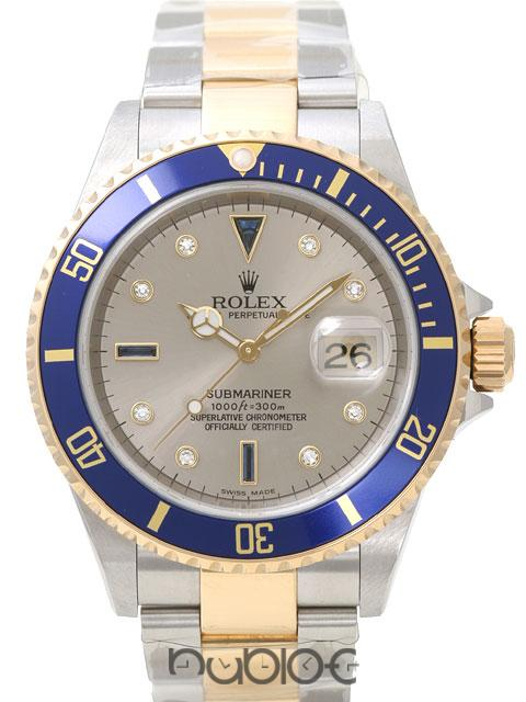ROLEX SUBMARINERDATE 16613SG
