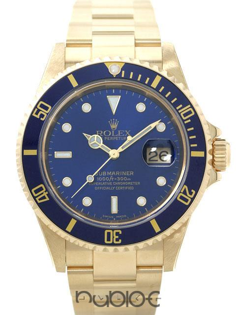 ROLEX SUBMARINERDATE 16618