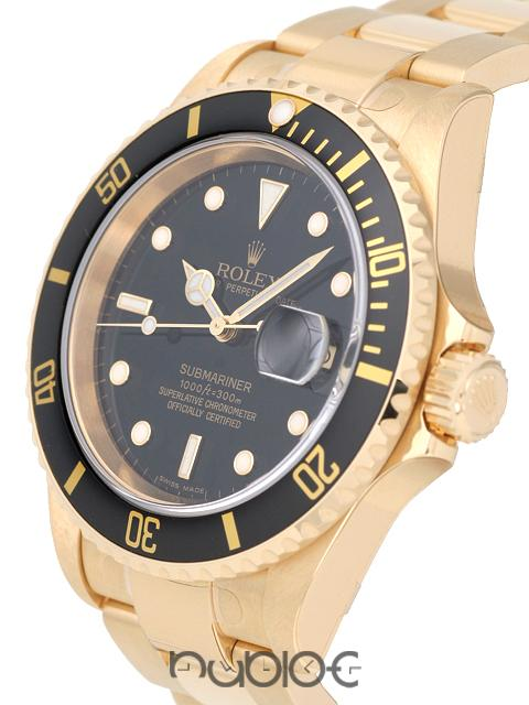 ROLEX SUBMARINERDATE 16618A