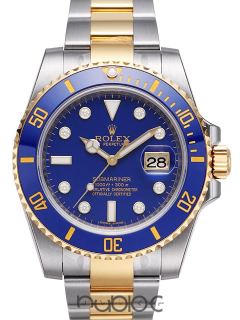 ROLEX SUBMARINERDATE 116613GLB
