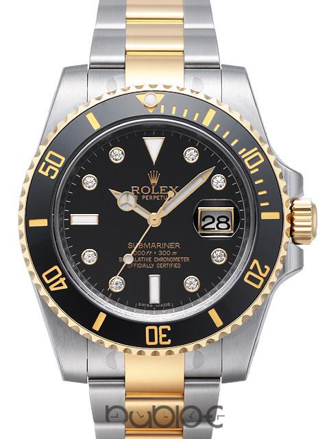 ROLEX SUBMARINERDATE 116613GLN