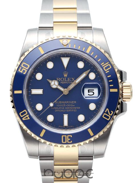 ROLEX SUBMARINERDATE 116613LB